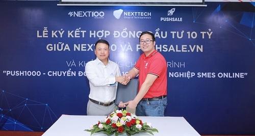 Ông Nguyễn Hòa Bình - Chủ tịch Tập đoàn Nexttech