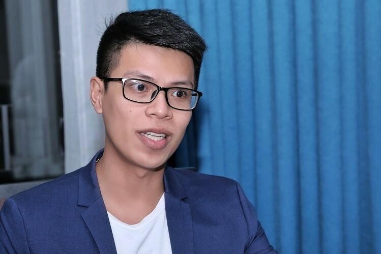 Ngô Hoàng Gia Khánh - Phó tổng giám đốc Phát triển Doanh nghiêp của Tiki.