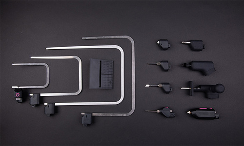 Thiết bị in 3D nhỏ gọn đa chức năng