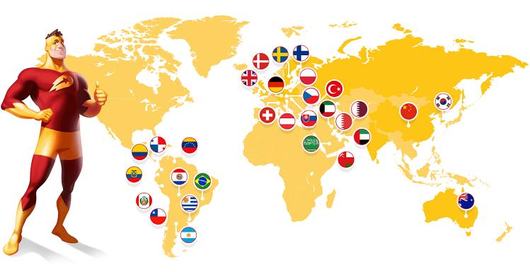 Delivery Hero là công ty dịch vụ giao đồ ăn trực tuyến của Đức hoạt động tại hơn 40 quốc gia trên thế giới và hiện đang đứng thứ hai trong thị trường giao hàng thực phẩm tại Hàn Quốc. Ảnh: Agfundernews