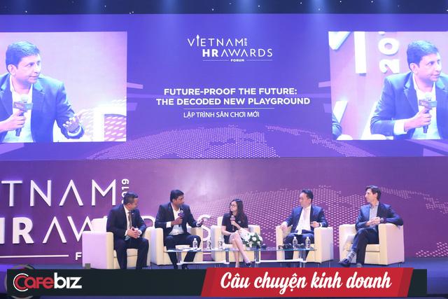 """Giám đốc điều hành Nestlé Vietnam: """"Doanh nghiệp kiểu gì cũng phải đào tạo nhân viên bất kể sau đó họ có nghỉ việc, hãy đối xử như họ sẽ ở lại với ta lâu dài"""" - Ảnh 1."""