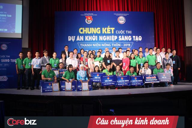 Vượt qua 28 đối thủ, dự án Bột rau sấy lạnh của startup Nguyễn Ngọc Hương về nhất cuộc thi Dự án khởi nghiệp sáng tạo thanh niên nông thôn 2019 - Ảnh 1.