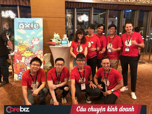 Mới ra mắt được 18 tháng, startup Việt trong lĩnh vực game blockchain có doanh thu cao nhất mọi thời đại vừa gọi vốn thành công 1,5 triệu USD - Ảnh 2.