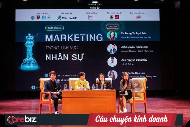 """Chia ứng viên thành 9 nhóm người, startup Việt """"săn"""" được 60 nhân sự phù hợp trong 2 tháng chỉ với 1 HR và 4 Marketers, không phải sa thải bất kỳ ai sau đó - Ảnh 1."""