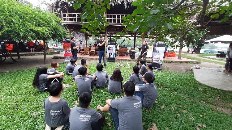 Startup huấn luyện kỹnăng sinh tồn online mùa dịch - 2