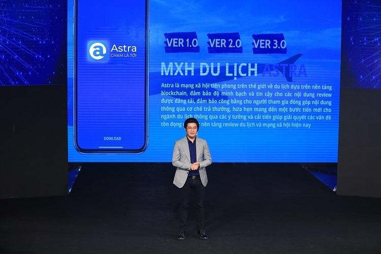 Nguyễn Tiệp - Nhà sáng lập, CEO Astra.