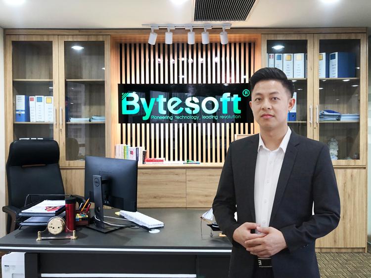 Ông Đoàn Đức Mạnh – Tổng giám đốc công ty cổ phần Bytesoft Việt Nam.