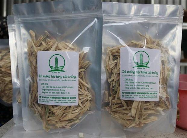 Ninh Thuận: Nông dân này trồng thứ rau gì mà ăn tươi bổ dưỡng, làm trà uống hay, mỗi tháng đút túi 40 triệu? - Ảnh 3.