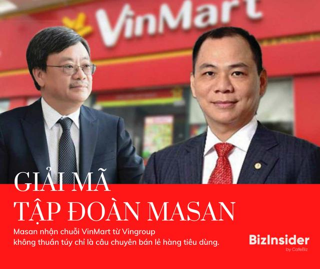 (BI) Kiềng ba chân: Giải mã tầm nhìn chiến lược phía sau việc Masan nhận lại chuỗi Vinmart từ Vingroup, nhanh nhẹn bắt tay cùng Alibaba - Ảnh 2.